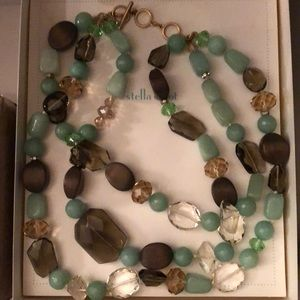 Camilla Necklace - Stella and Dot - N182